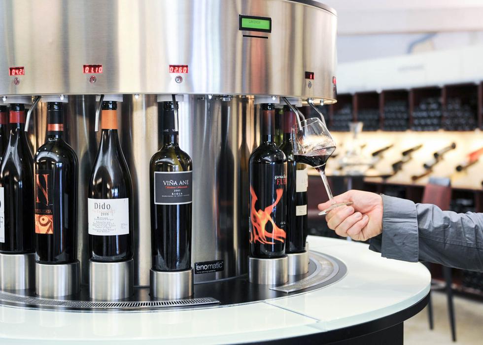 巴黎最大的葡萄酒洋酒專賣店 - '' Lavinia