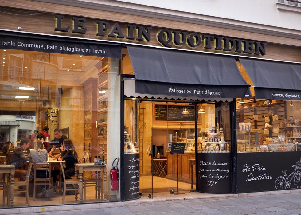 LE PAIN QUOTIDIEN  OBon Paris  Easy to be Parisian