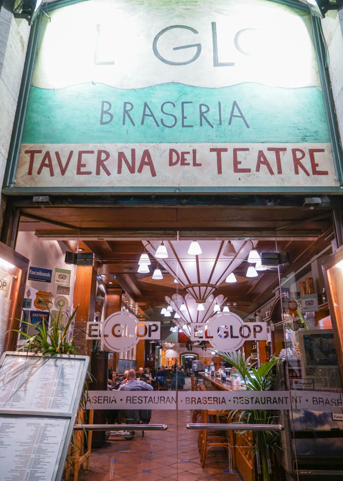 EL GLOP 巴塞隆納美食 | O'bon Paris | 法國文化美食自由行