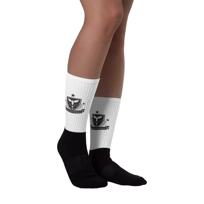 OBR FOR THE JOURNEY TUBLAR TUBE SOCKS