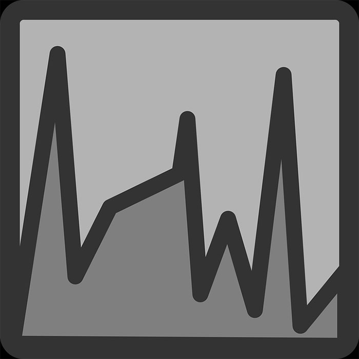 Gráfico Sismógrafo Frequência Onda Terremoto