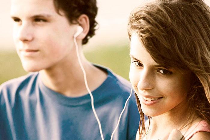 Adolescência, fase de mudanças cruéis. Foto: Wikimedia Commons.