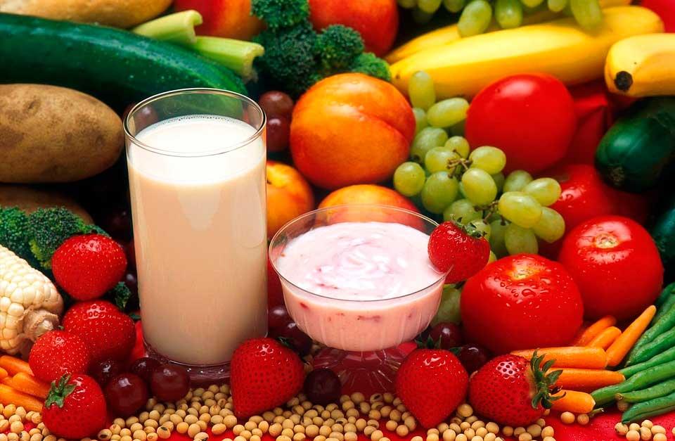 Alimentação saudável e prevenção de câncer