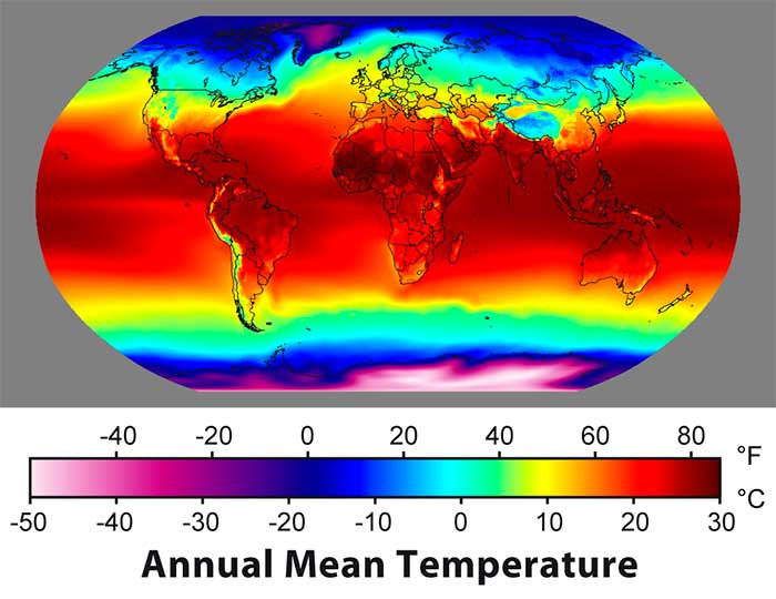 Temperatura influencia nascimento de bebês meninos. Imagem: Wikipédia.
