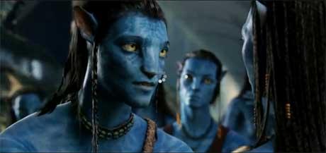 Avatar,  o filme três dimensões mais caro da história do cinema