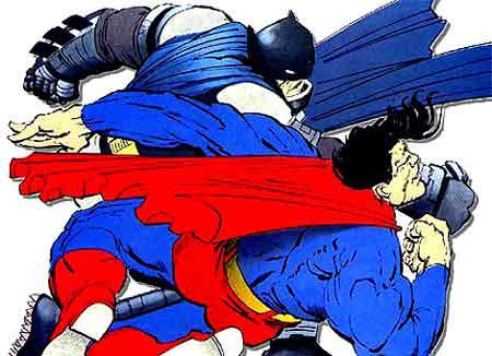 Batman vence Superman e é vendido por mais de um milhão de dólares