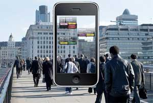 """Tecnologia de 2010: avança a """"nuvem"""" e a """"realidade aumentada"""""""