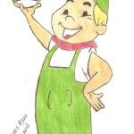 Lucas Guedes - desenho alegria