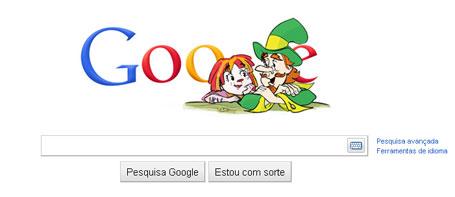 Imagem do Google Doodle Moteiro Lobato