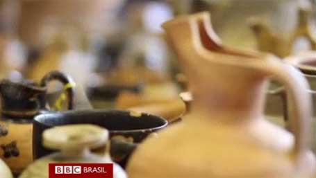 revisão histórica atribui invenção do cimento aos macedônios