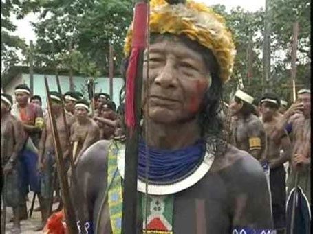 Terra índígena, Belo Monte