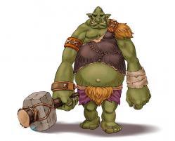 Ilustração troll