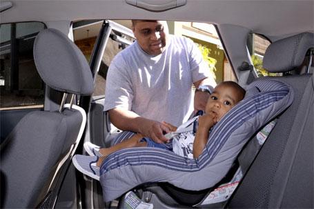 Foto cadeirinha transporte crianças