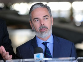 Foto do Ministro Antonio Patriota