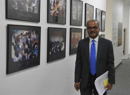 foto do diretor do Pnud