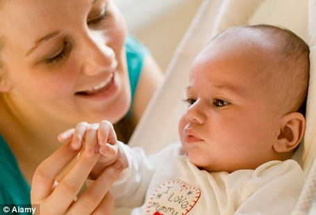 Foto Bebês de 15 meses sabem a diferença entre o certo e o errado