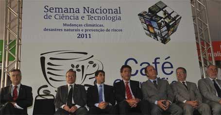 Foto 2 - 8ª Semana Nacional de Ciência e Tecnologia