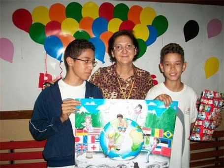 Foto 2 - Cartaz da Paz - Bradesco