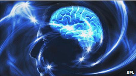 Ilustração cérebro mitos