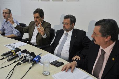 Foto dos membros do Conselho Federal de Medicina