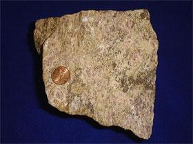 Imagem minério terras-raras
