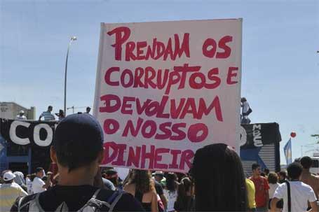 jovens contra corrupção - foto 2
