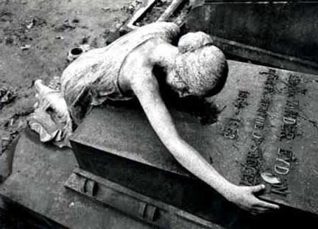 Imagem símbolo da morte