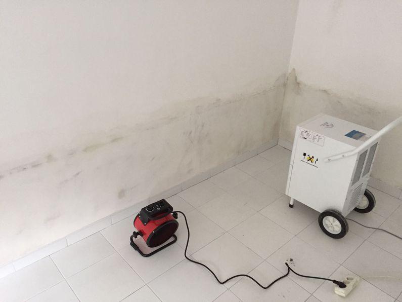 Arreglos de humedades en Málaga y provincia