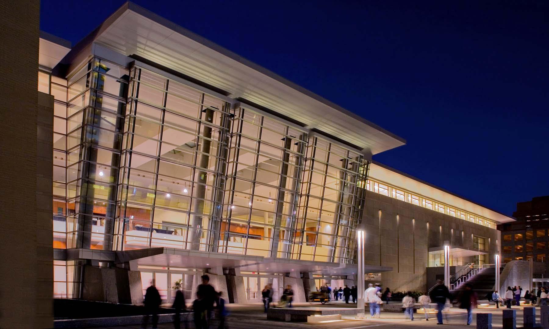 Raleigh Convention Center  OBrien Atkins Associates PA