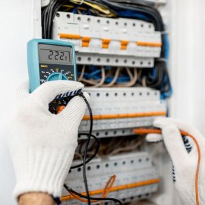 O'Brien Residential Electric Services Service Panel Upgrade