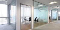Office Partitions & Glass Panels | O'Brien Glass