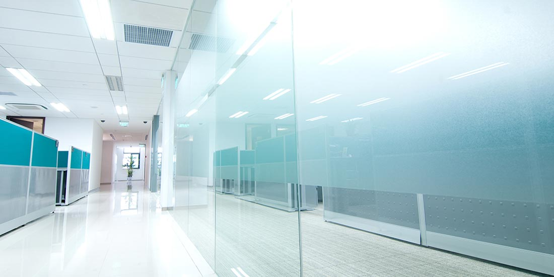 Office Partitions and Glass Panels  OBrien Glass  Australia