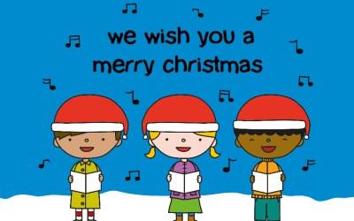 Kerst zingen