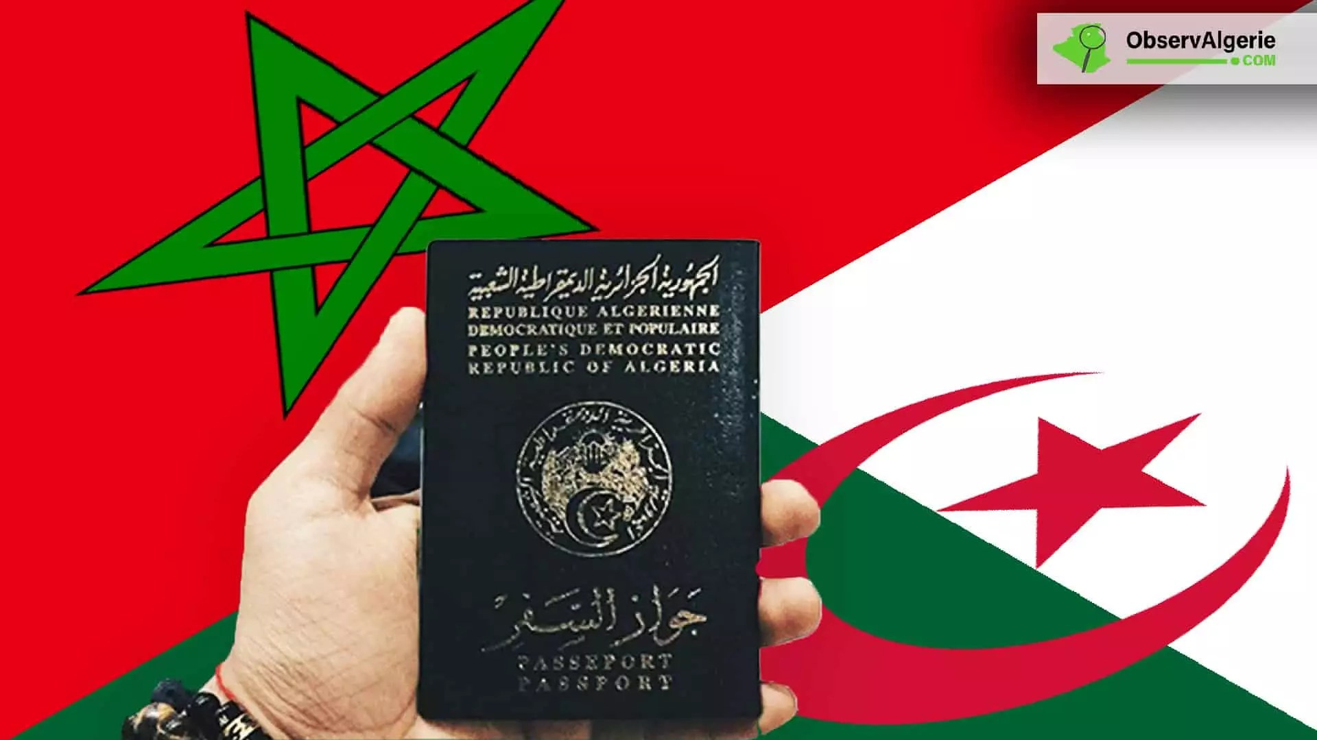 L'Algérie refuse la nationalité à un Marocain installé en Kabylie