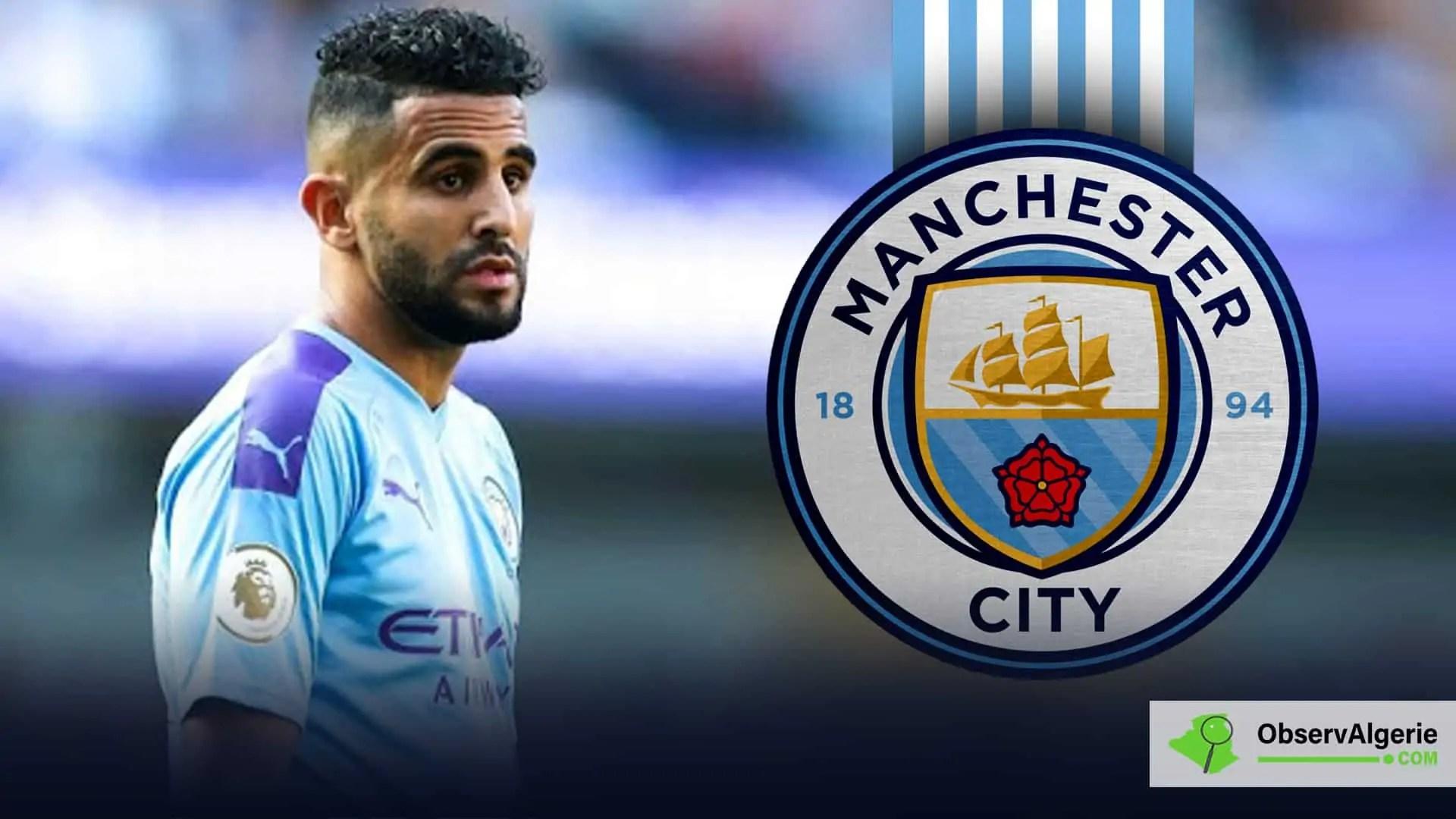 Algériens d'Europe : Quel avenir pour Riyad Mahrez à Manchester City ?