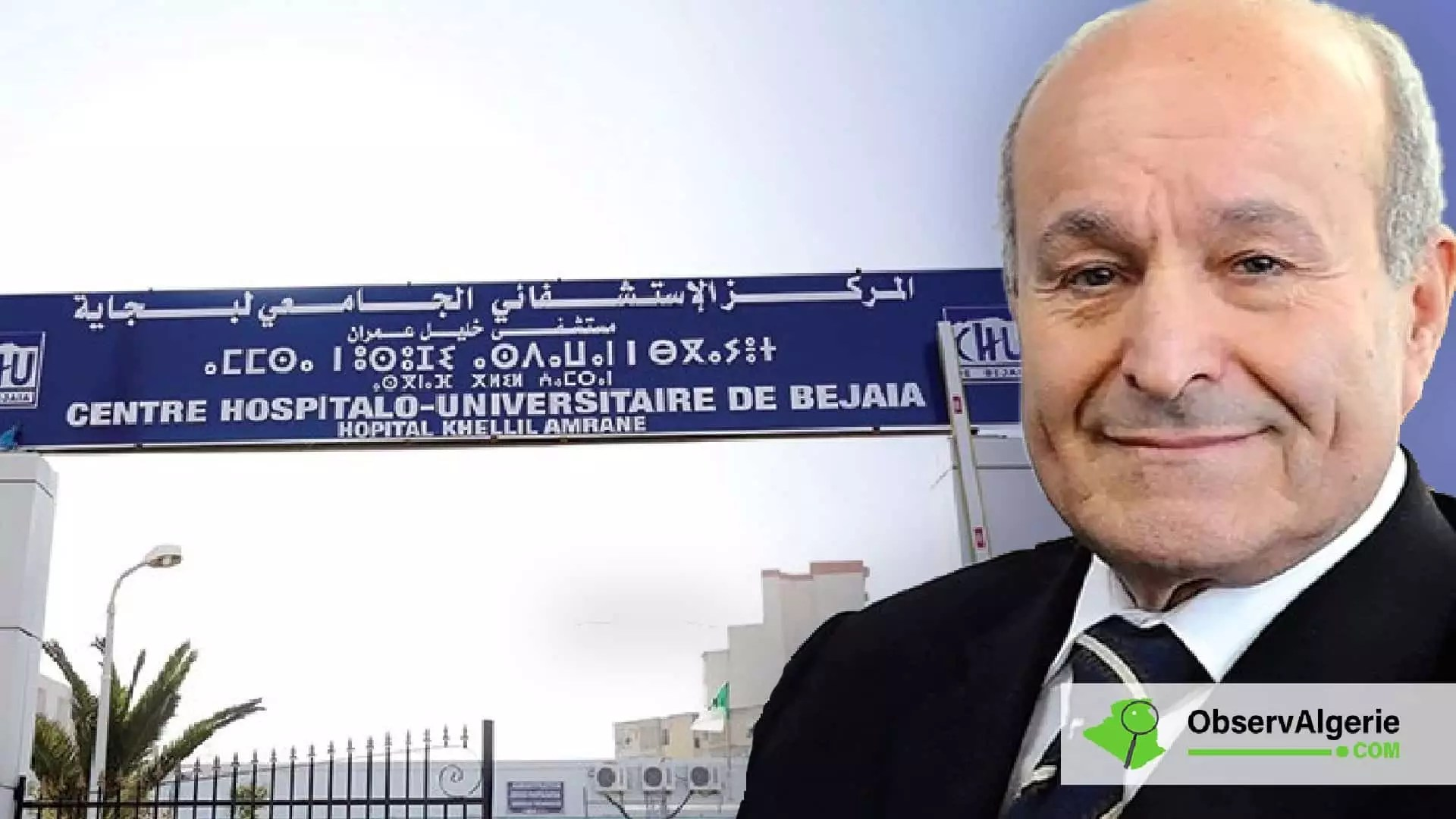 Observ'Algérie cover image