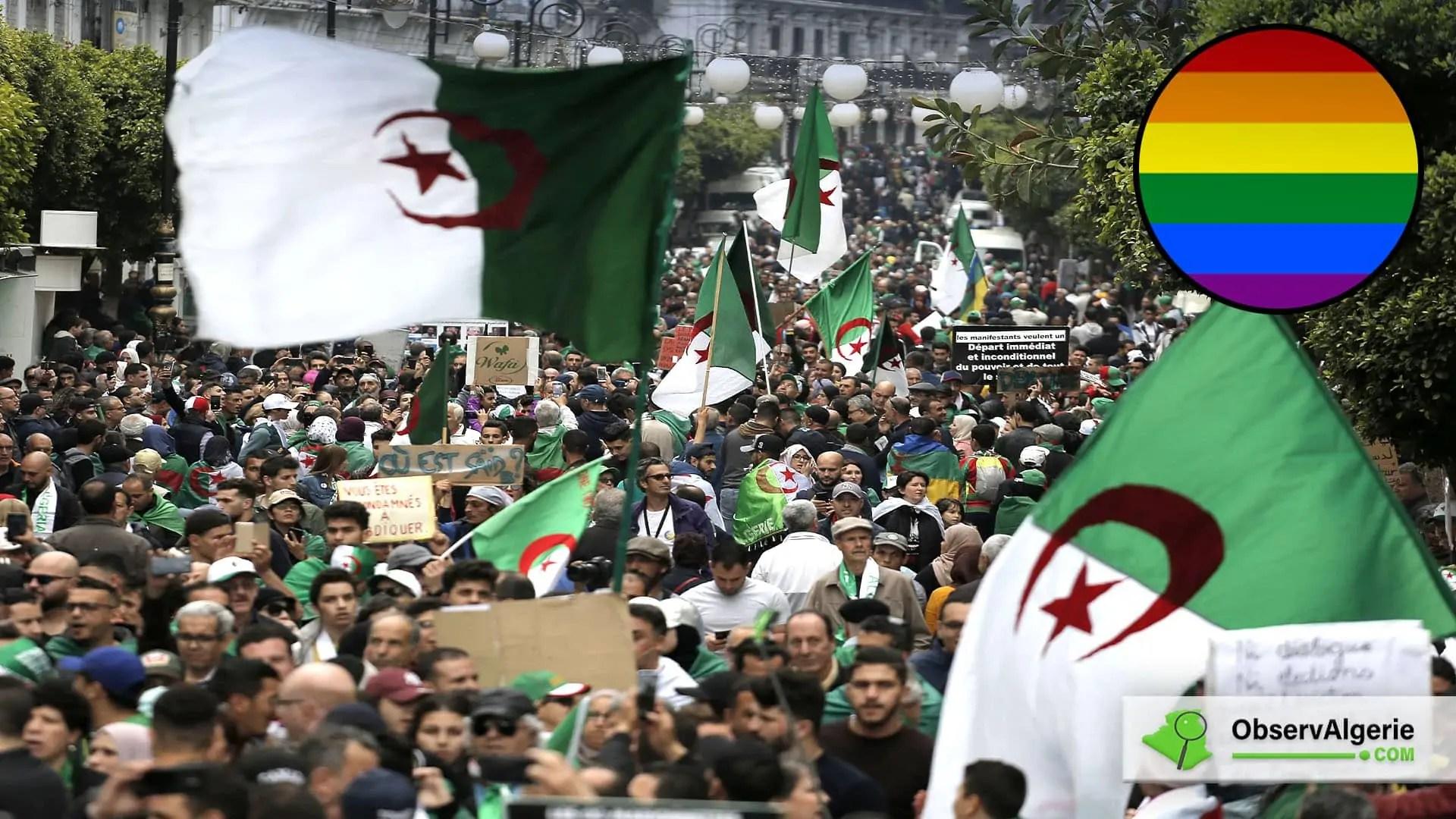 Algérie : Des homosexuels défileront lors de la marche d'Alger selon un journal français