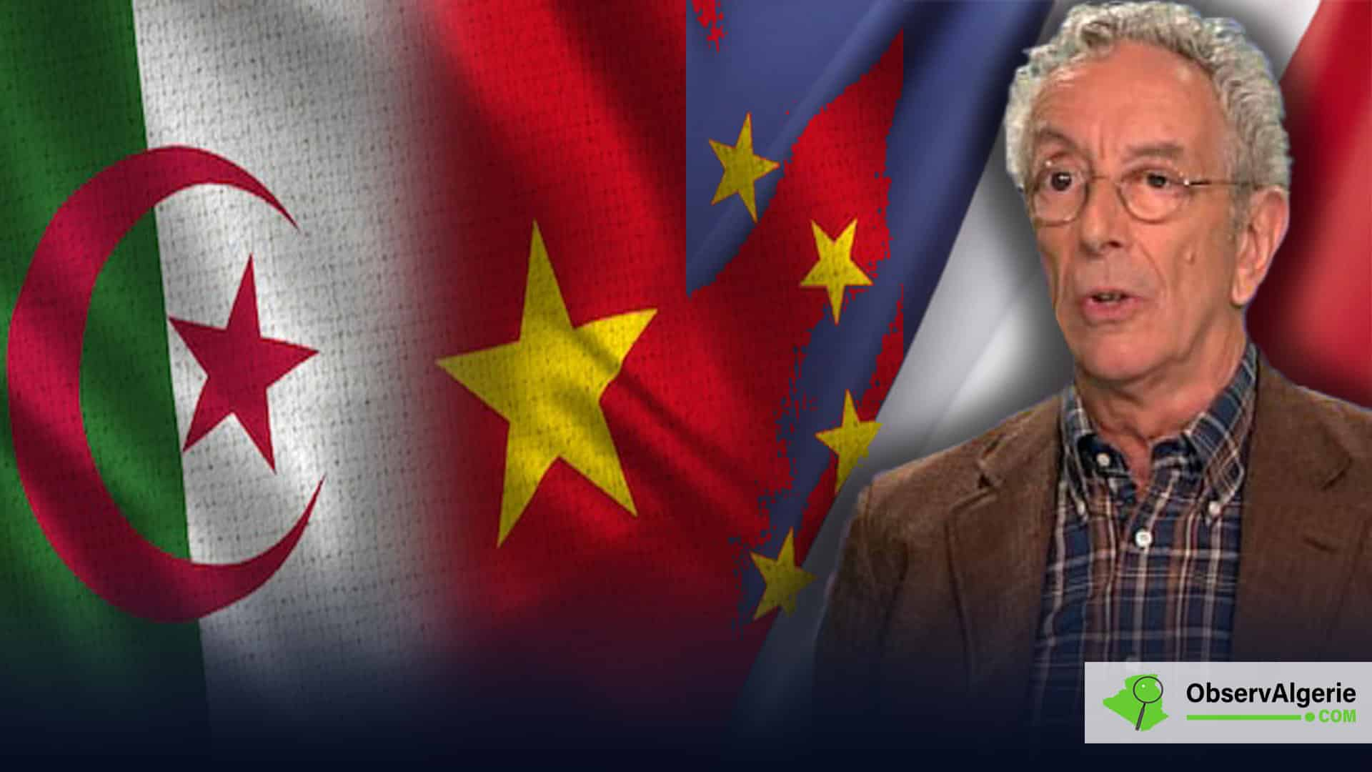 Algérie : L'ambassade de Chine réagit à la polémique déclenchée en France