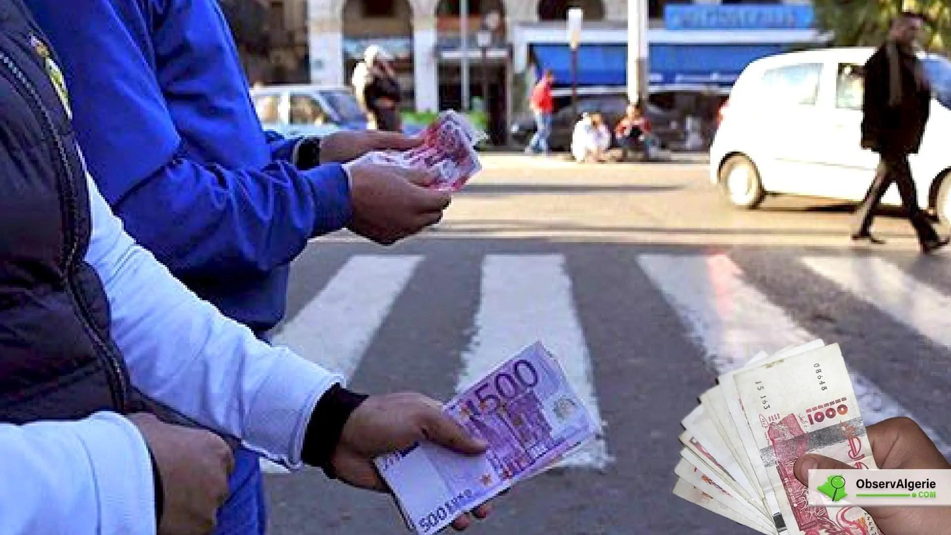 L'Algérie veut bousculer le marché noir des devises