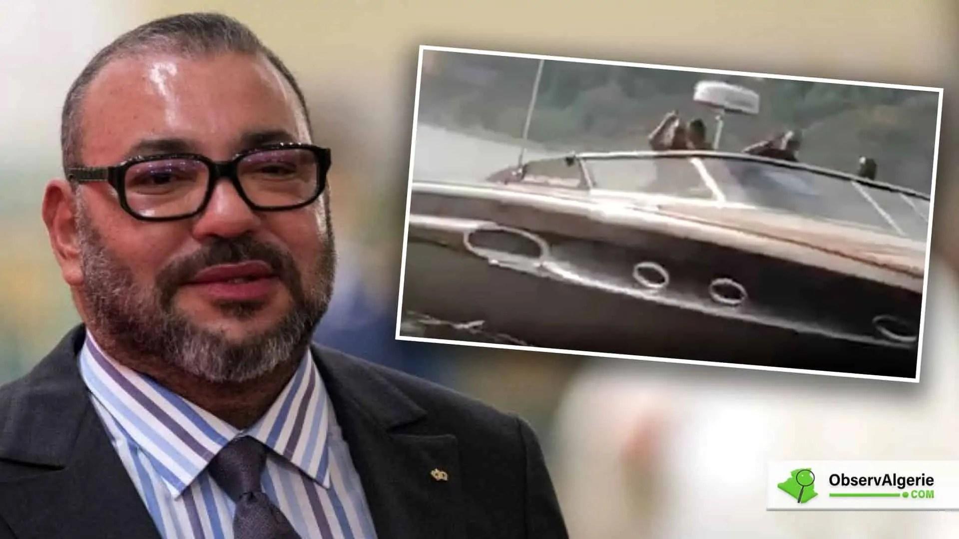 Maroc : Une vidéo du roi Mohammed VI déclenche la polémique en Espagne
