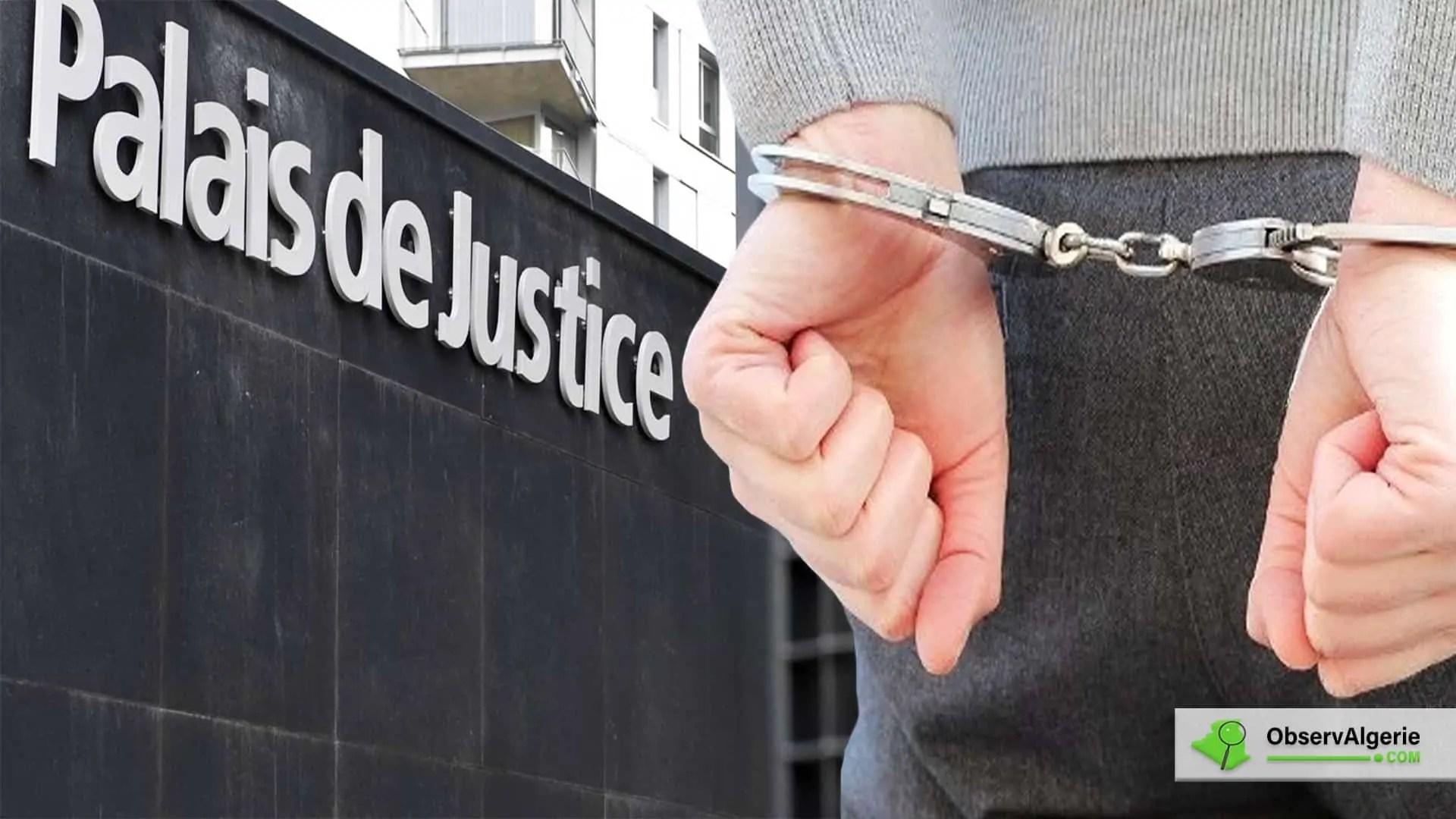 Un sans-papiers algérien condamné pour avoir usurpé l'identité d'un retraité français