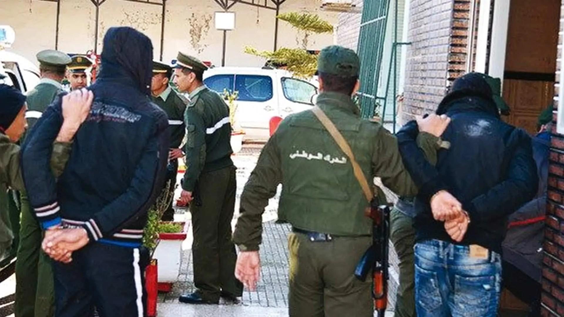 Prostitution en Algérie : 29 personnes dont 12 femmes arrêtées par la gendarmerie