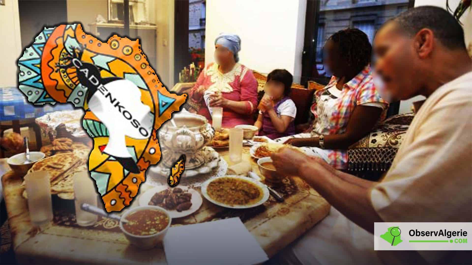 Ramadan : Des étudiants subsahariens invités à partager le ftour avec des familles algériennes