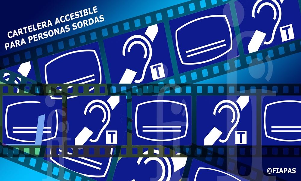 Los cines españoles no son accesibles para personas sordas