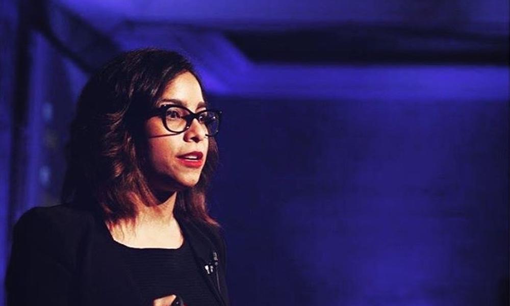 Úrsula Franco, presidenta de la Asociación Peruana de Comunicación Interina (APECI)