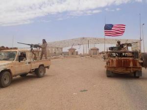 La base d'al-Tanf, protectrice de terroristes en Syrie?