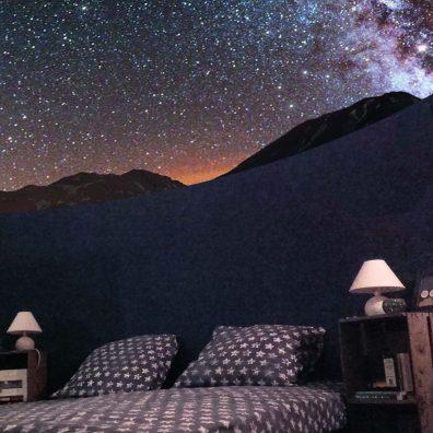 Nuit insolite sous le dôme du planétarium