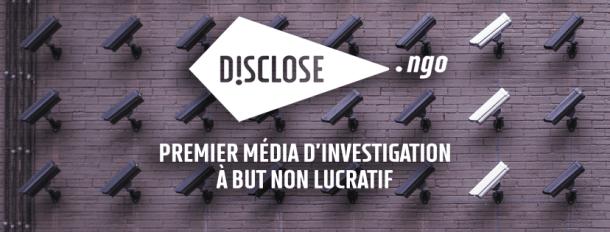 logo disclose