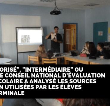 Education aux médias