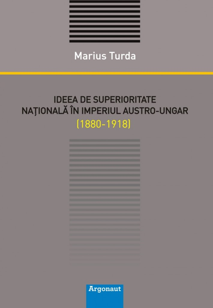 Marius Turda coperta